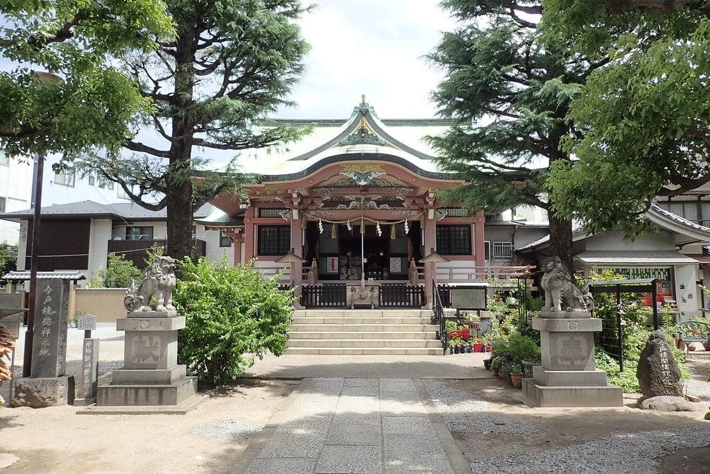 Imada shrine